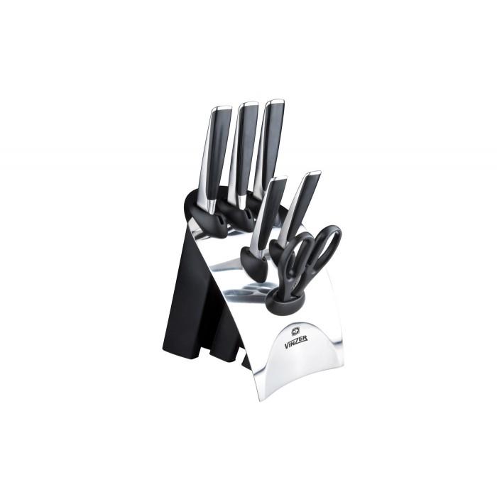 Набор ножей Vinzer CASCADE (89133)